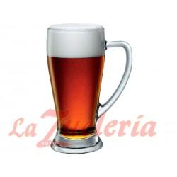 Jarra Cerveza Baviera 26,5 cl. Bormioli Rocco.