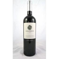 Vino Ikalesken tinto ecologico 100% Bobal Cepas Viejas