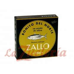 Bonito del Norte en aceite oliva Zallo 550 grs