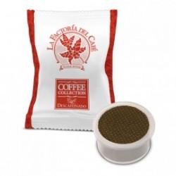 Cafe en capsula descafeinado La Factoria Coffee
