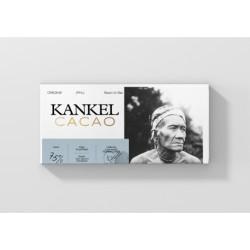 Chocolate Kankel 75% Cacao de Origen Filipinas