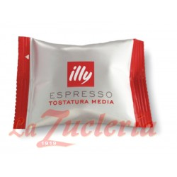 Cafe illy 100% Natural tueste medio.
