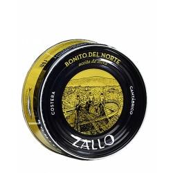 Bonito del norte en aceite oliva Zallo 280grs