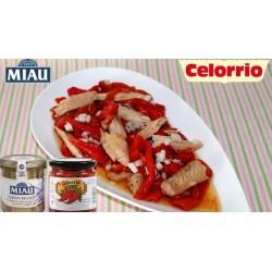 Pack Pimientos piquillo Celorrio + Bonito Miau