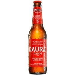 Cerveza Daura sin gluten 33cl