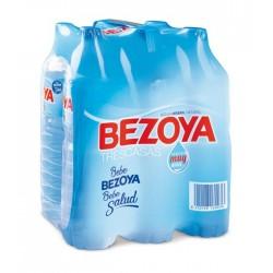 Agua Bezoya 1,5 litros pet (pack 6 unidades)