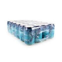 Aquarius Natural lata 33cl