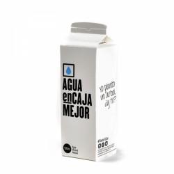 Agua en Caja Mejor 500 ml carton