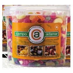 Gominolas Campo Adamar cubo 3 kg