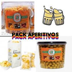 Pack ahorro Aperitivos