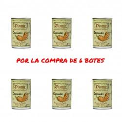 Pack Ahorro pimientos piquillo Diamir 425ml.