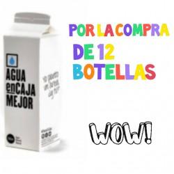 Pack Ahorro Agua en Caja Mejor 500ml Carton