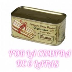 Pack Ahorro esparragos Cojonudo 13/16 Diamir