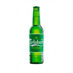 Cerveza Carlberg 33cl No Retornable.