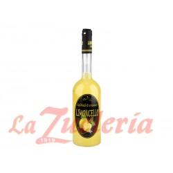 Licor Limoncello Del Mediterraneo 70 cl.