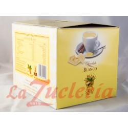 Chocolate blanco La Factoria Cacao Collection.