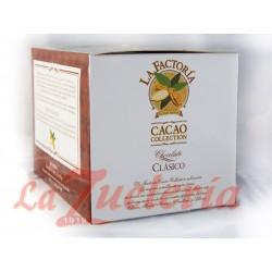 Chocolata clasico a la taza La Factoria Cacao Collection.